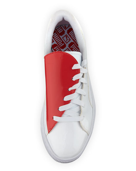 Puma Basket Crush Half-Heart Sneakers