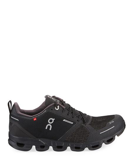 397cb865f On CloudFlyer Waterproof Running Sneakers | Neiman Marcus