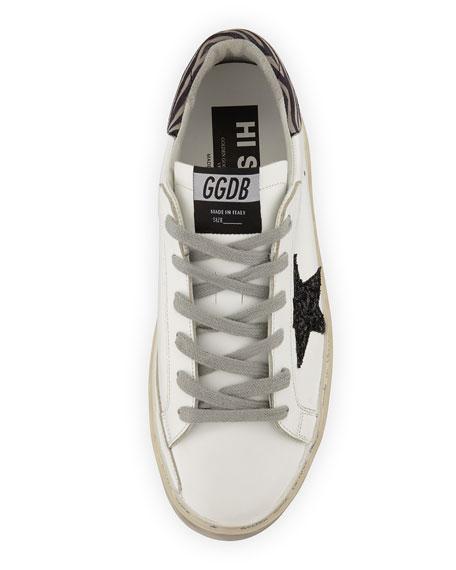 Golden Goose Hi Star Platform Sneakers