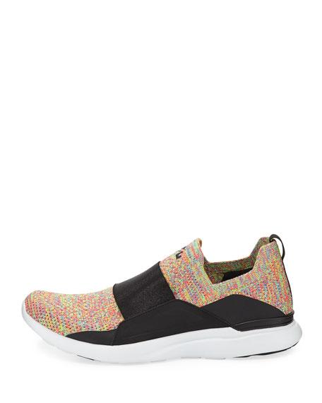 APL: Athletic Propulsion Labs Techloom Bliss Knit Slip-On Running Sneakers
