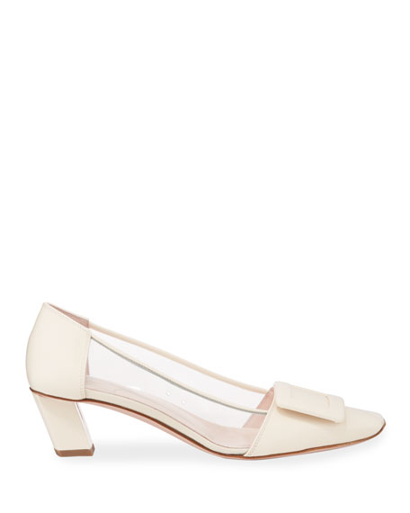 Roger Vivier Belle Vivier 45mm PVC Pumps