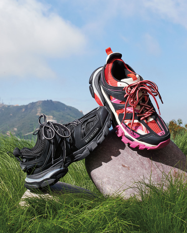 Summer Shopping Special Balenciaga Track sneakers Black