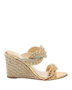 44b7689ada6 Designer Wedges & Wedge Shoes at Neiman Marcus