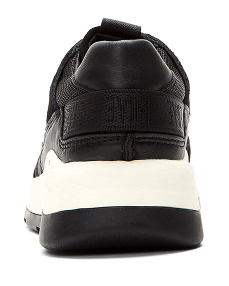 Frye Willow Low Lace-Up Running Sneakers