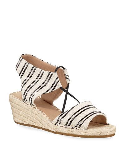 Agnes Wedge Espadrille Sandals