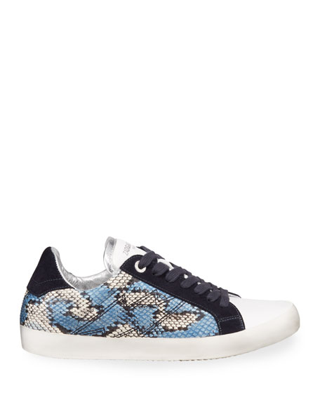 Image 3 of 4: Zadig & Voltaire Used Painted Wild Sneakers