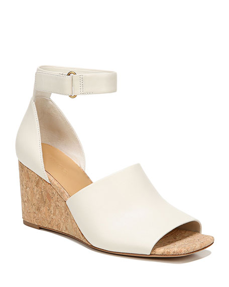 Image 1 of 4: Kensey Wedge Sandals