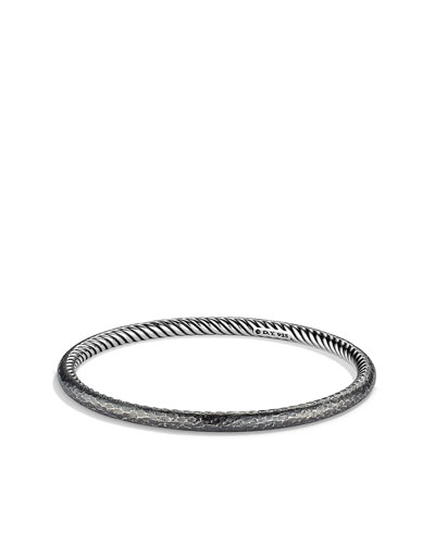 David Yurman Cable Classics Hammered Bangle
