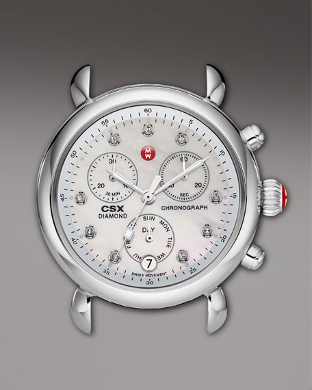 CSX 36 Diamond Watch Head