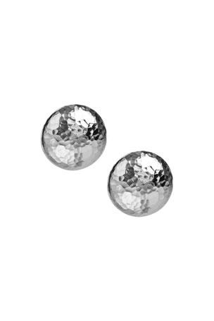 Ippolita Glamazon Sterling Silver Clip Earrings