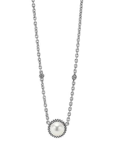 Caviar Pearl Necklace