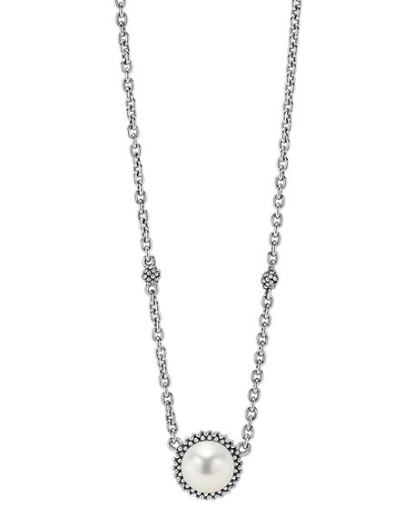 Caviar Pearl Necklace