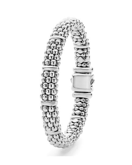 Caviar Oval Bracelet