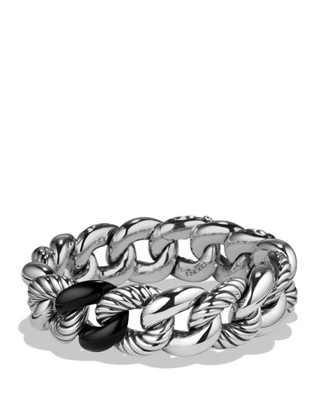 David Yurman 18mm Belmont Curb Link Chain Bracelet