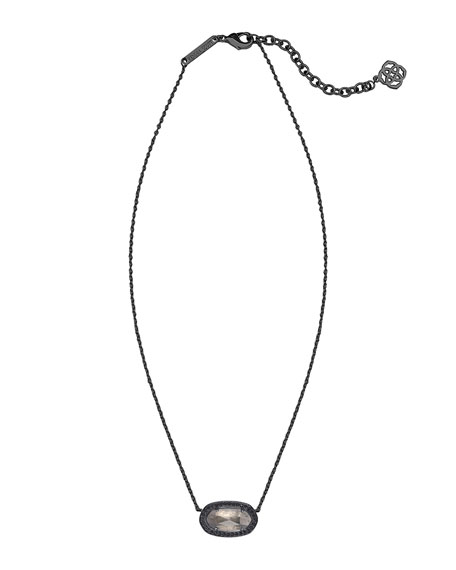 Eloise East-West Pendant Necklace
