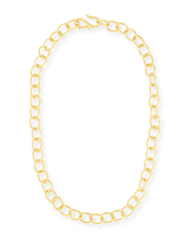 Dina Mackney Phoenix Chain Necklace, 18