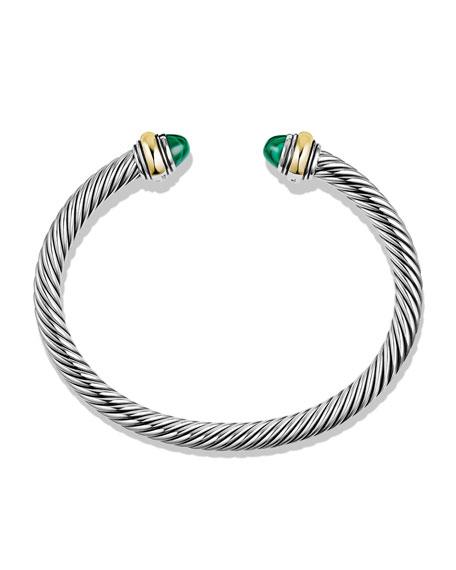 Cable Princess Tip Bracelet, 5mm