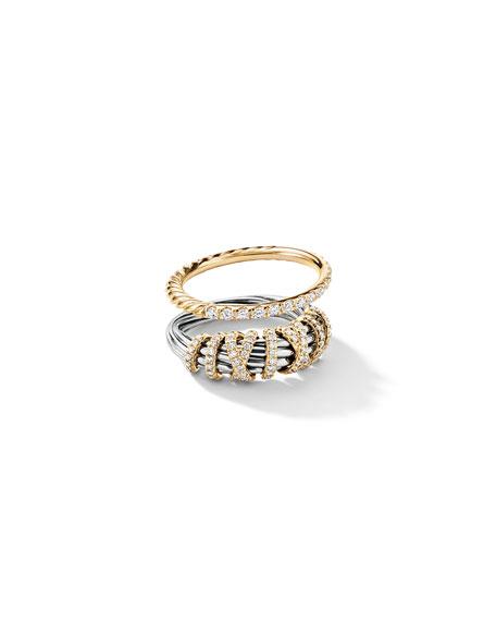 8mm Helena Diamond Wrap Ring