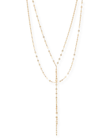 Mega Blake Lariat Necklace