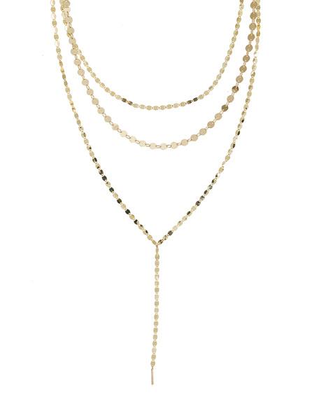 LANA Elite Blake Remix 14K Gold Necklace
