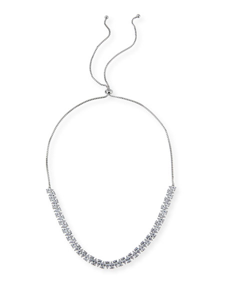 Monarch Crystal Choker Necklace