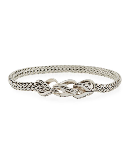 John Hardy Classic Chain Extra-Small Bracelet, Size S