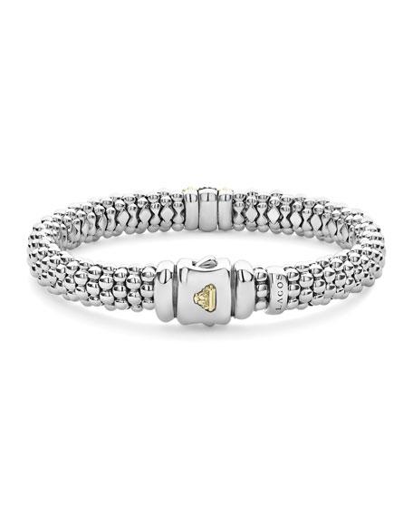 LAGOS Diamond Lux 9mm Single Station Bracelet with Diamonds