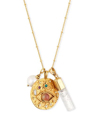 Evil Eye Talisman Necklace