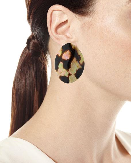 Viktoria Hayman Freeform Clip Earrings