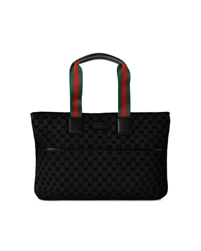 Gucci Diaper Bag Tote