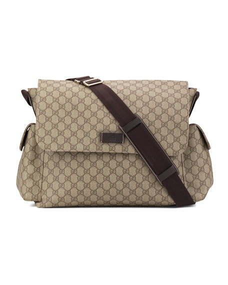Large GG Diaper Bag