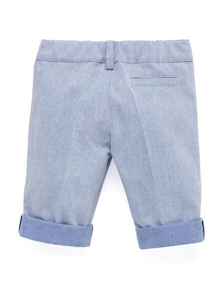 Gucci Strpd Ctn Pique Pants