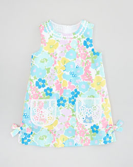 Lilly Pulitzer Spring Fling Little Lilly Dress