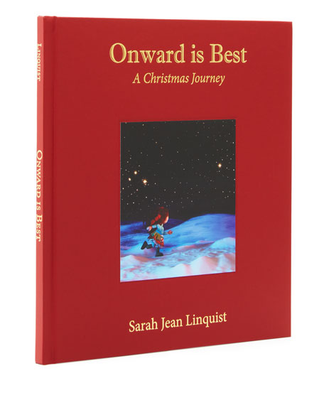 "Limited Edition ""Onward is Best: A Christmas Journey"" Story Book"