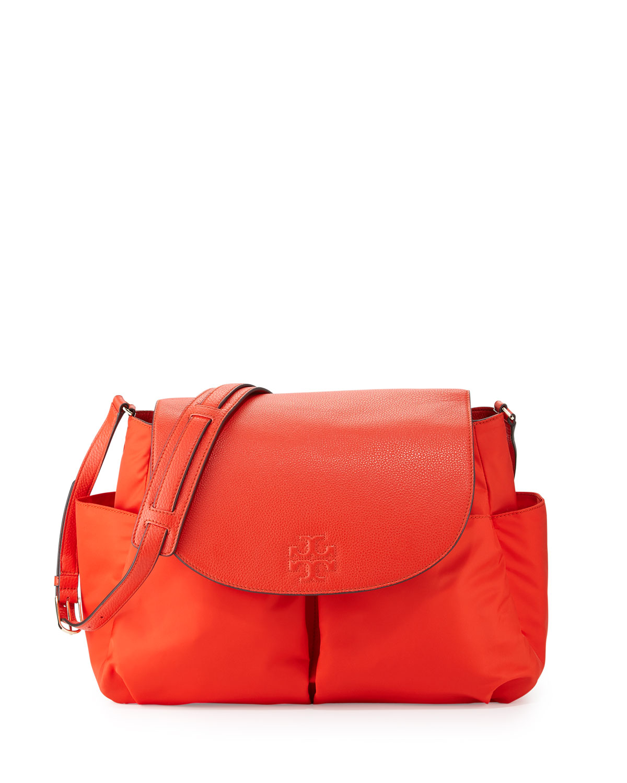 49da7c740359 Tory Burch Thea Nylon Messenger Baby Bag
