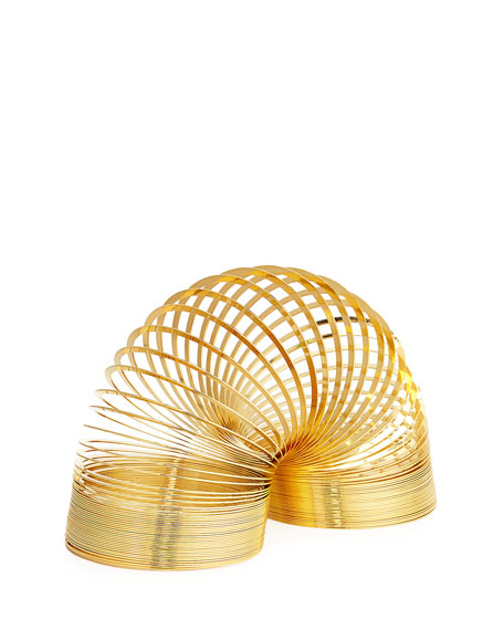 14K Gold-Plated Original Slinky
