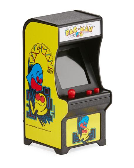 Kids' Tiny Arcade Pac-Man Key Chain