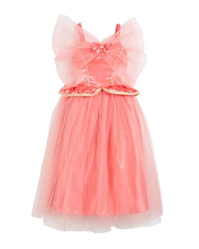 Kids' Olivia Fairy Dress Costume  8-10 Years