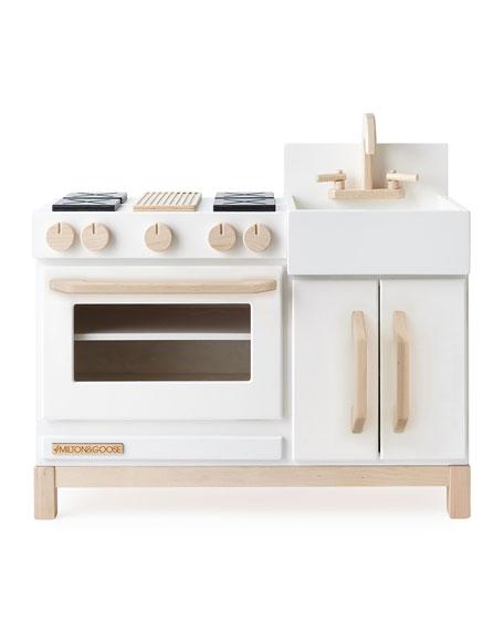 Milton & Goose Kids' Essential Play Kitchen