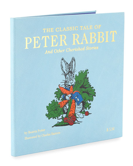"""Graphic Image Personalized """"The Classic Tale of Peter Rabbit and Other Cherished Stories"""" Children's Book by Beatrix Potter"""