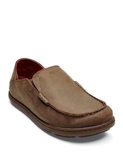 Boys' Moloa Leather Slipper  Kids