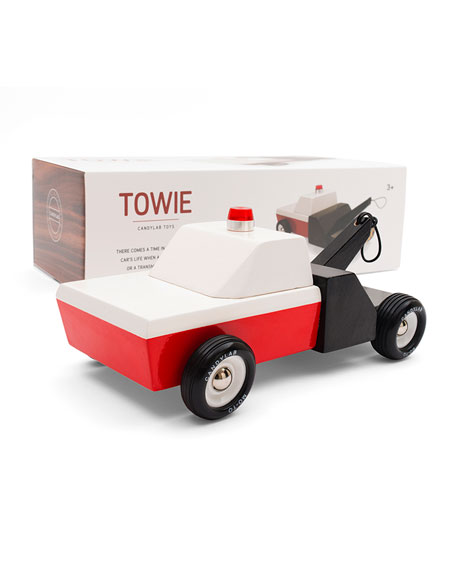 Candylab Toys Towie Tow Car Toy