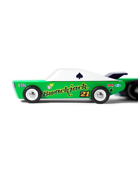 Candylab Toys Junior Desert Race Toy Car