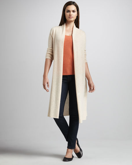 Cashmere Duster