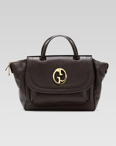 Gucci 1973 Medium Top Handle Bag