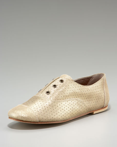 Matinee Perforated Oxford