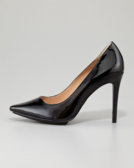 Loelle Patent Pump, Black