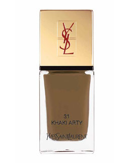 Yves Saint Laurent Beaute Limited Edition La Laque Couture