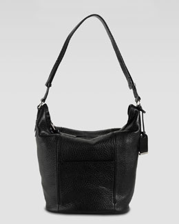 Cole Haan Crosby Bucket Bag, Black
