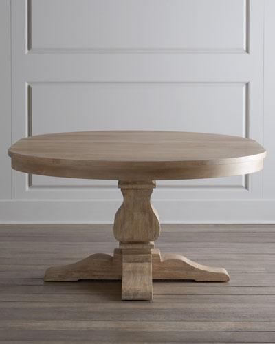 Taylor Pedestal Table